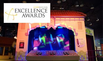 Pretend City - Live Design Excellence Awards